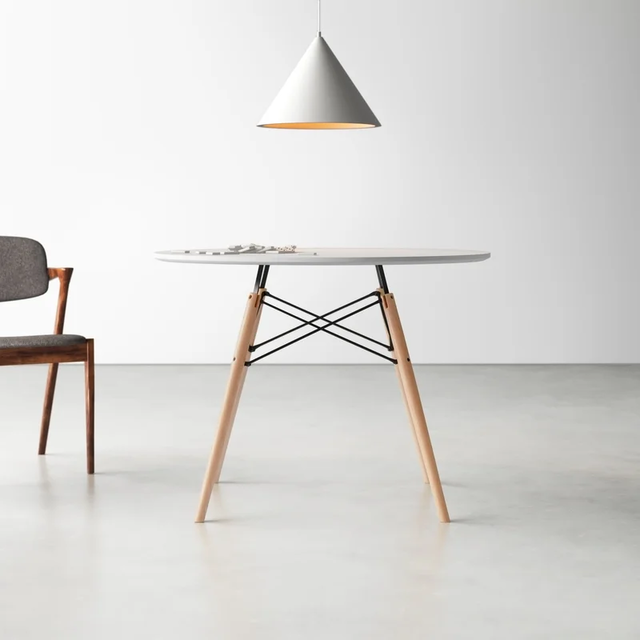 Bàn ăn 2 ghế đơn giản và hiện đại