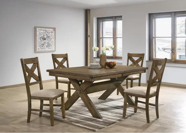 Bộ bàn ghế gỗ cổ điển