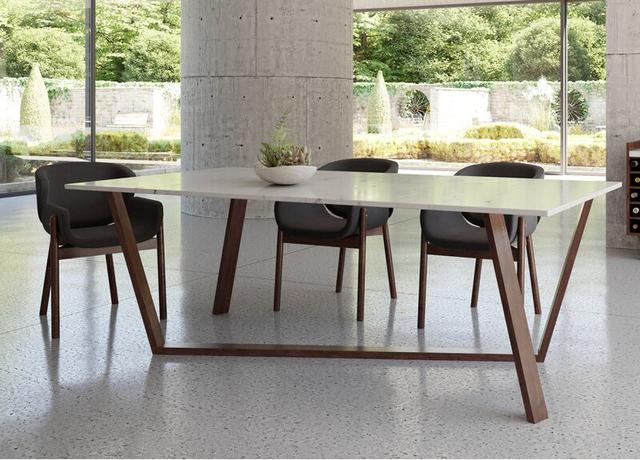Chọn bàn ăn phù hợp với phong cách thiết kế