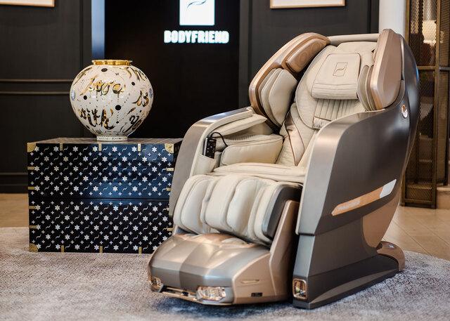 ghế massage thư giãn