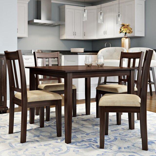 Lựa chọn bàn ghế theo thiết kế