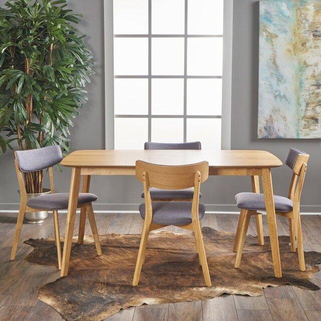 Xu hướng thiết kế bàn ghế gỗ
