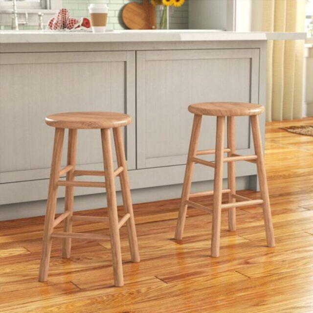 Ghế bar gỗ BS35
