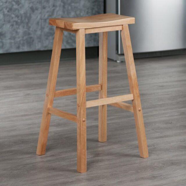 Ghế quầy bar gỗ BS36