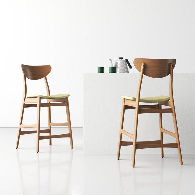 Ghế quầy bar tinh tế và mềm mại