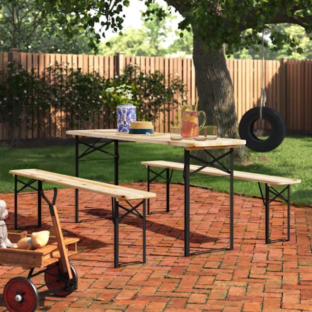 Bộ bàn ghế sắt sân vườn cho 4 người